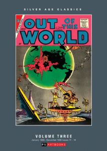 Silver Age Classics Classics Out Of This World Volume 3